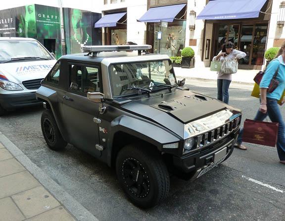 Mini Hummer