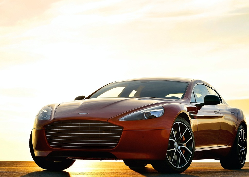 Aston Martin Rapide S 2014  Car Wallpapers