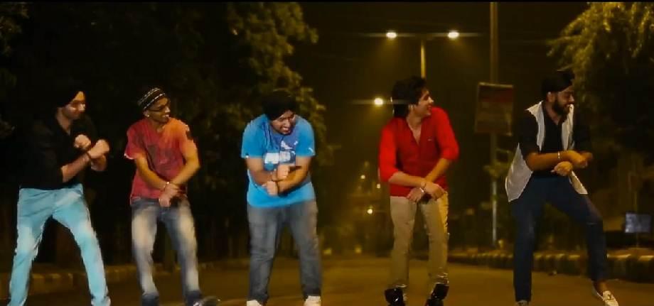 Punjabi Gangnam Style
