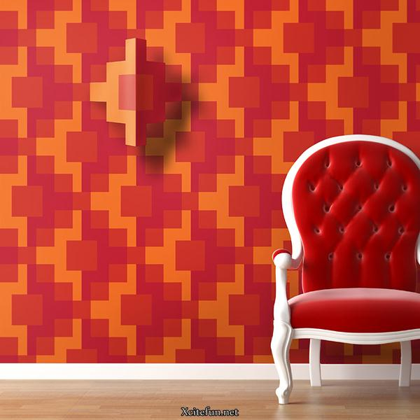 Decorate Your Wall With Wallpapers And  Stickers