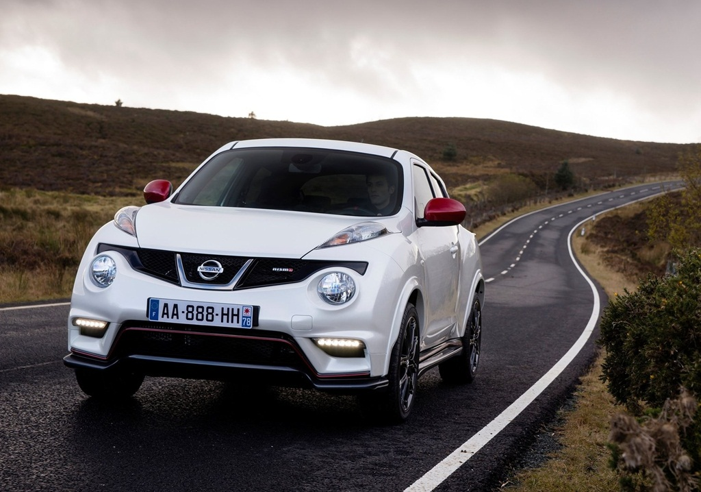 Nissan Juke Nismo 2013  Car Wallpapers