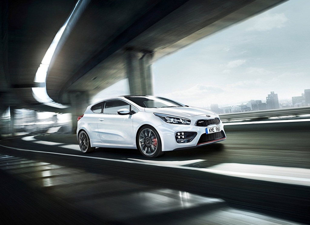 Kia Pro Ceed GT 2014  Car Wallpapers