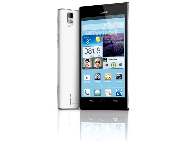 Huawei Ascend Wallpaper: Huawei Ascend P2 Smartphone Specification