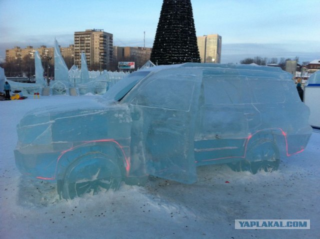 Toyota Ice Car