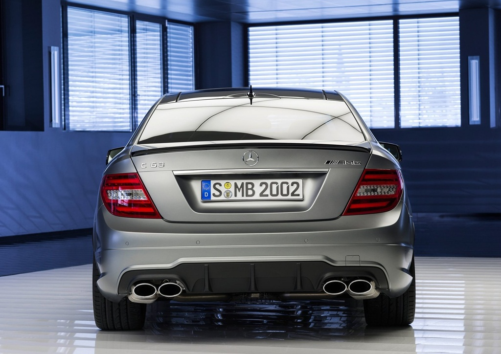 MercedesBenz C63 507 2014  Car Images