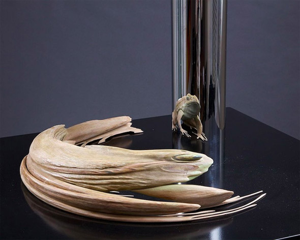 3D Anamorphic Sculptures