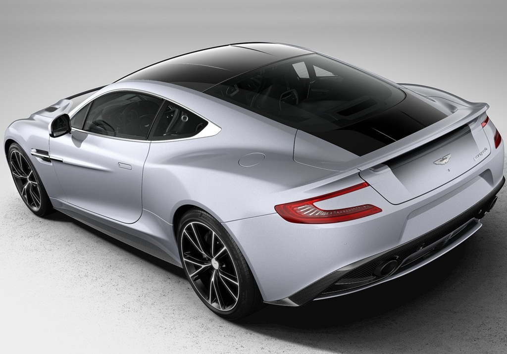 Aston Martin Wallpapers  Vanquish Centenary Edition