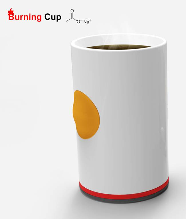 Burning Cup
