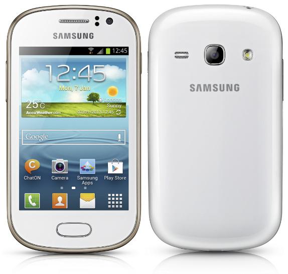 Samsung Galaxy Fame DualSim Smartphone