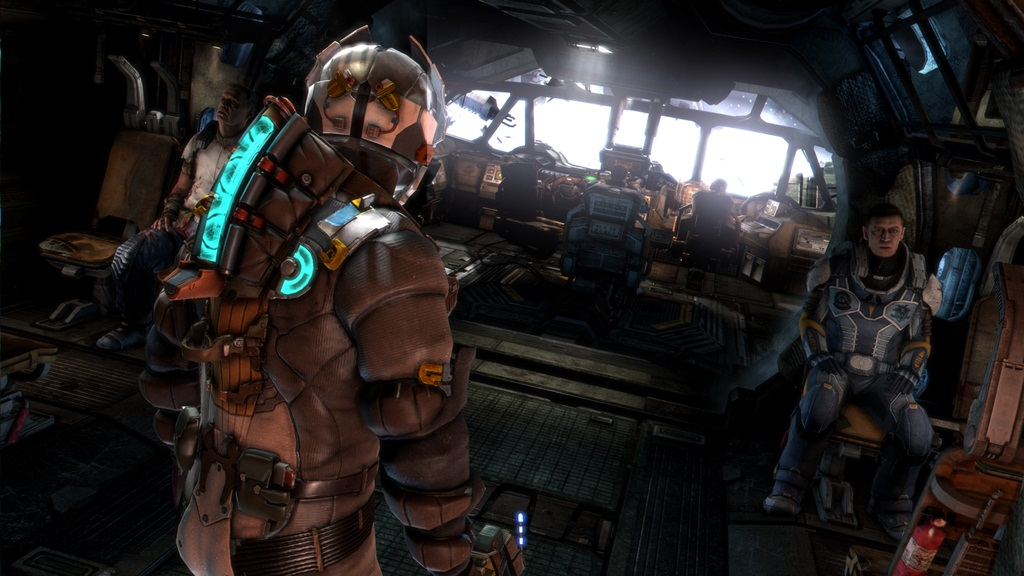 Dead Space 3 Game Wallpapers