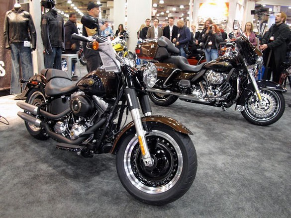 New York International Motorcycle Show 2013