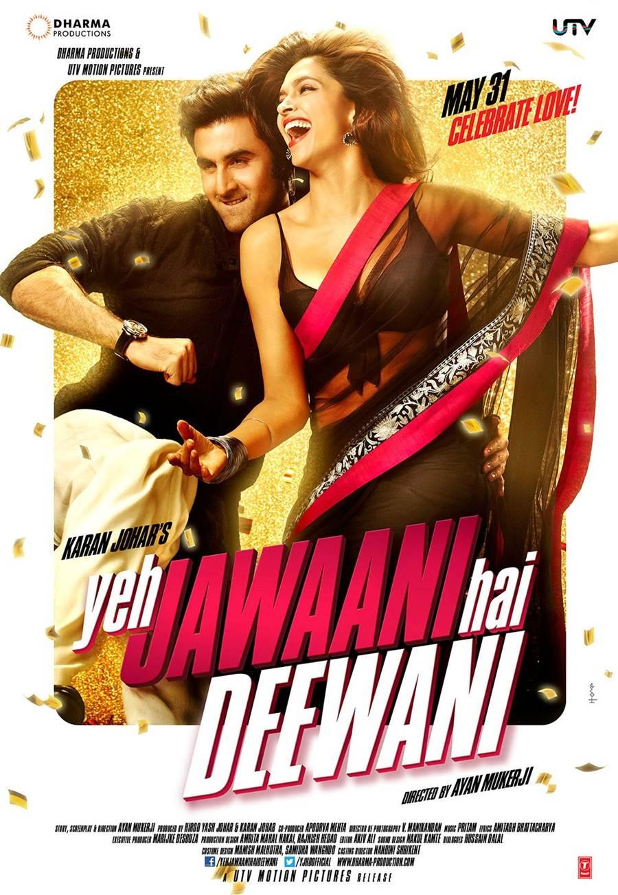 Yeh Jawaani Hai Deewani Movie Posters