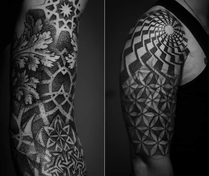 Pattern Tattoo: New Arm Tattoos
