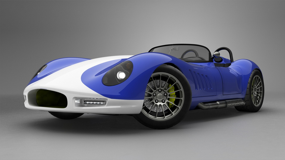 Lucra LC470 Roadster  Wild Car