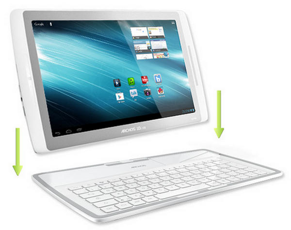 Archos 101xs  101quot Android Tablet Pc