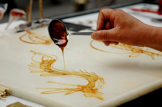 Chinese Sweet Art of Painting