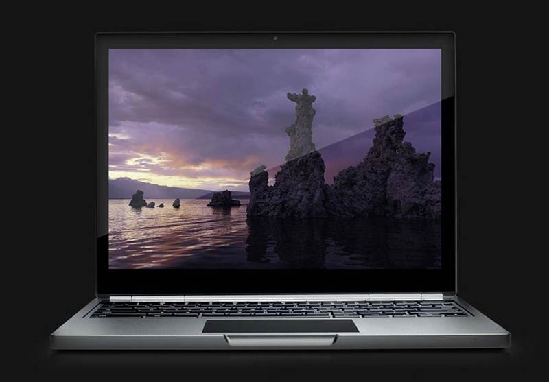 Google Chromebook Pixel Touchscreen Laptop Features