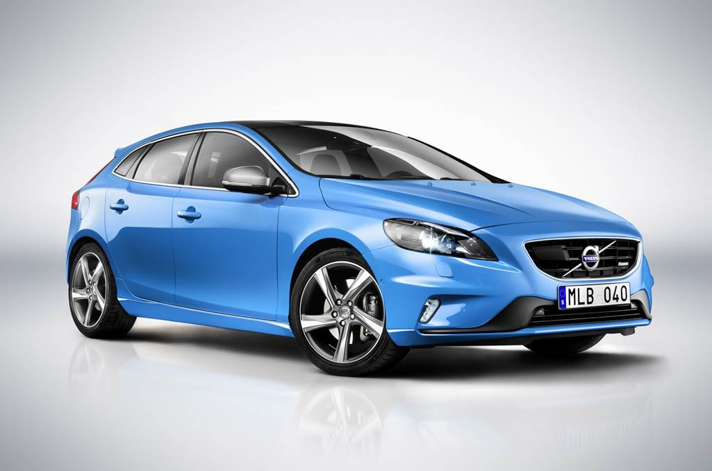 Volvo V40 R Design HD Wallpapers