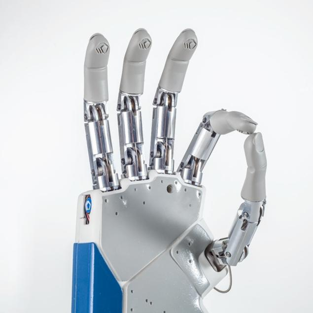 First Bionic Hand Of New Generation Xcitefun Net