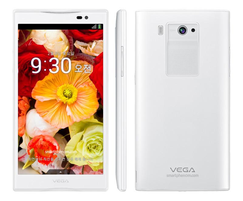 Worlds Largest Smartphone  Pantech Vega No 6