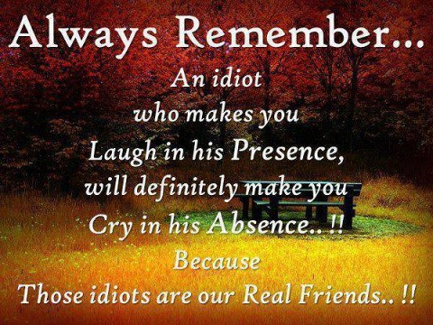 Our reAl friEnds