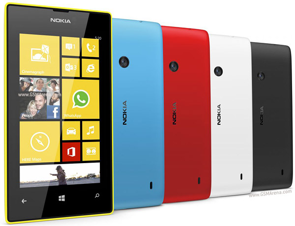 Download Drivers For Nokia Lumia 520 | Apps Directories