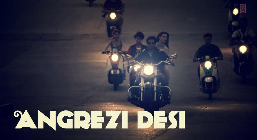 Angrezi Desi By Akhil Video Song