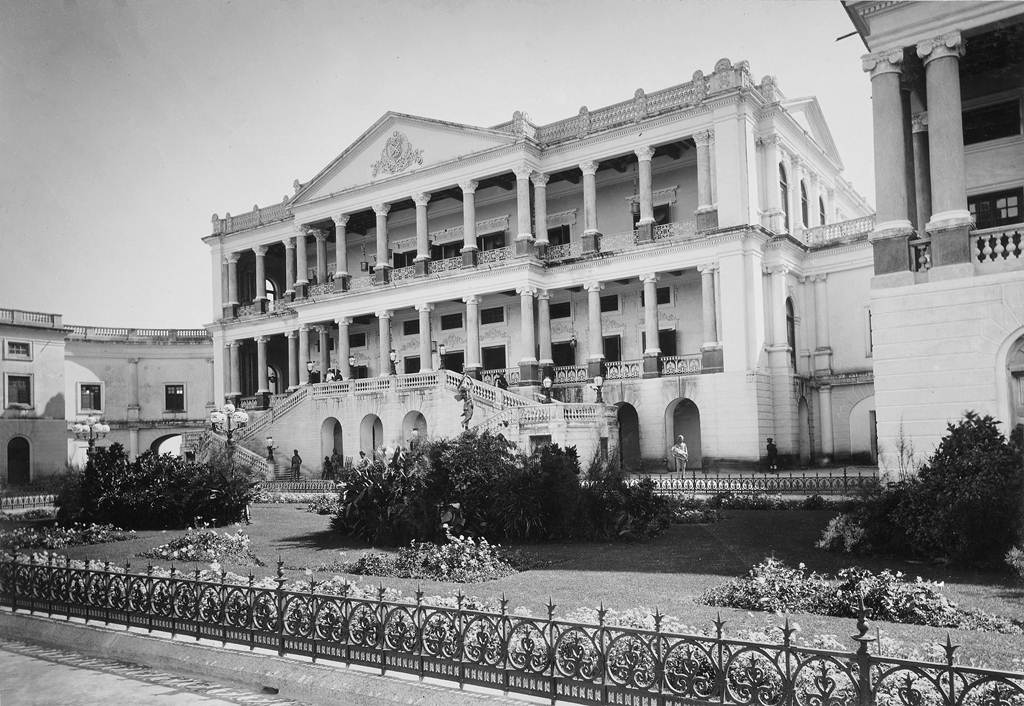 Falaknuma Palace Hyderabad India  Taj Hotel