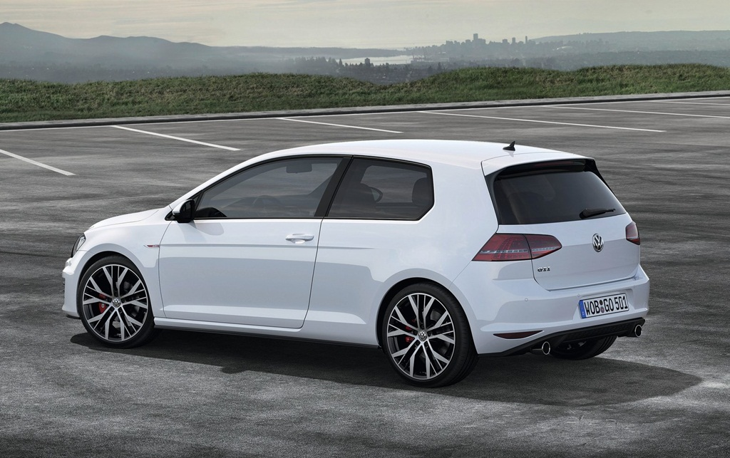Volkswagen Golf GTI 2014 Car Wallpapers