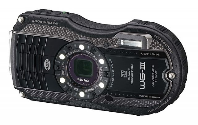 Pentax WG Series Adventure Camera