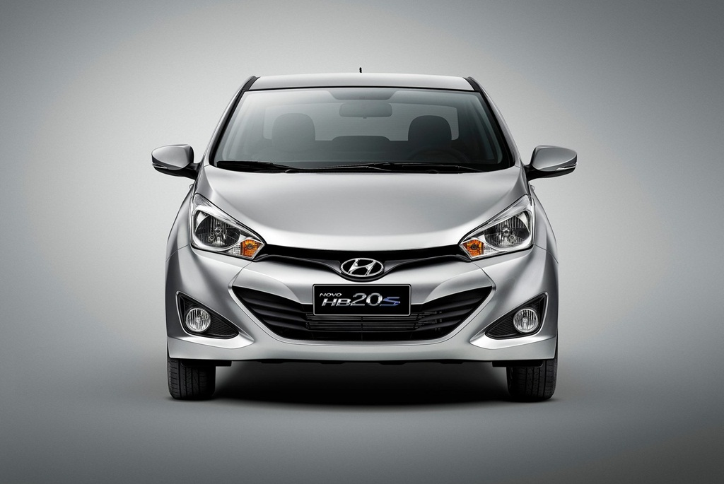 Hyundai HB20S 2013  Car Wallpapers