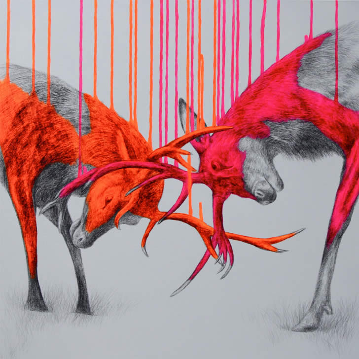 Amazing monochromatic art - What does monochromatic mean ...