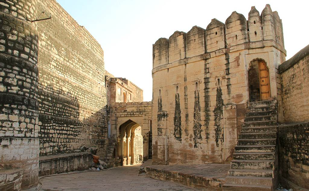 Mehrangarh Fort Jodhpur Photo Gallery Xcitefun Net