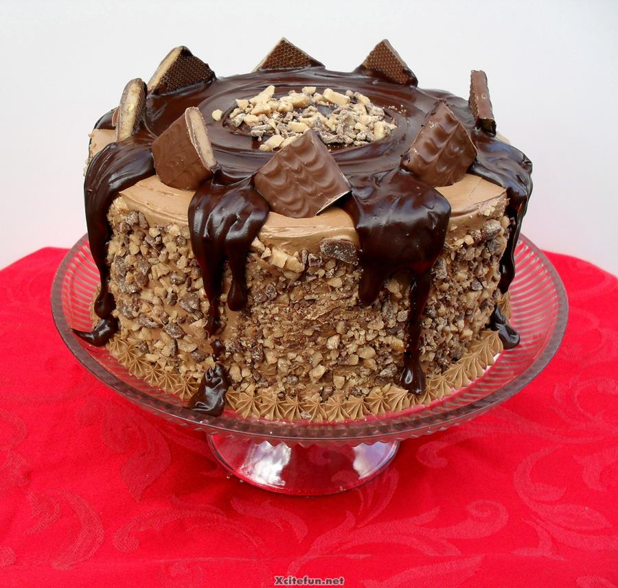 Birthday Cake Of Chocolate Image Inspiration of Cake and