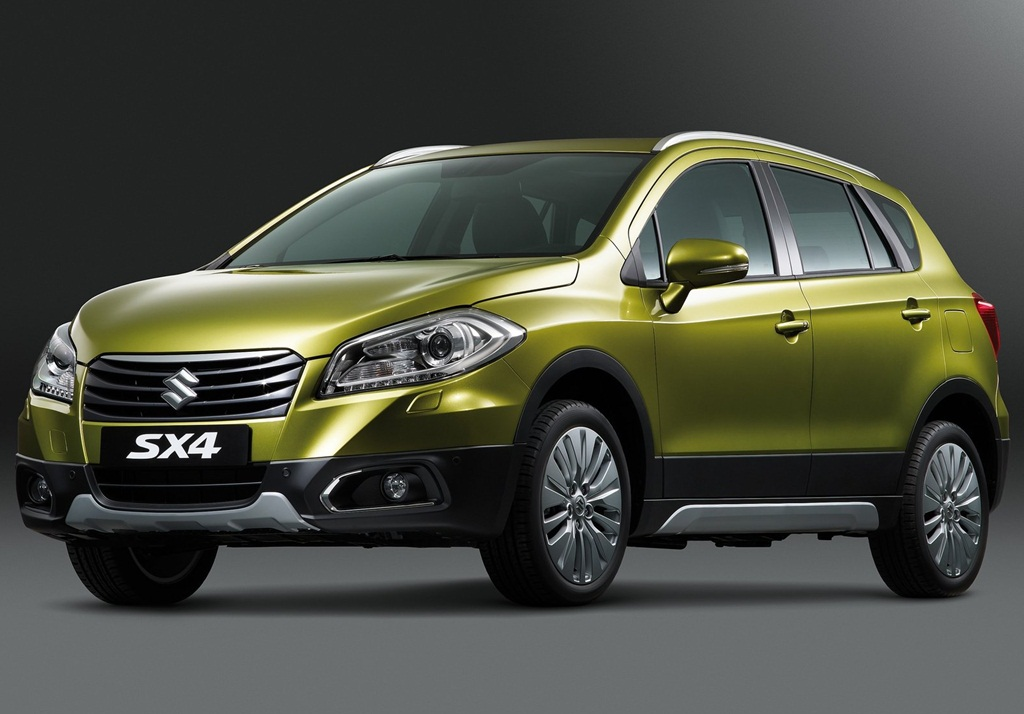 suzuki sx4 2014 car wallpapers. Black Bedroom Furniture Sets. Home Design Ideas