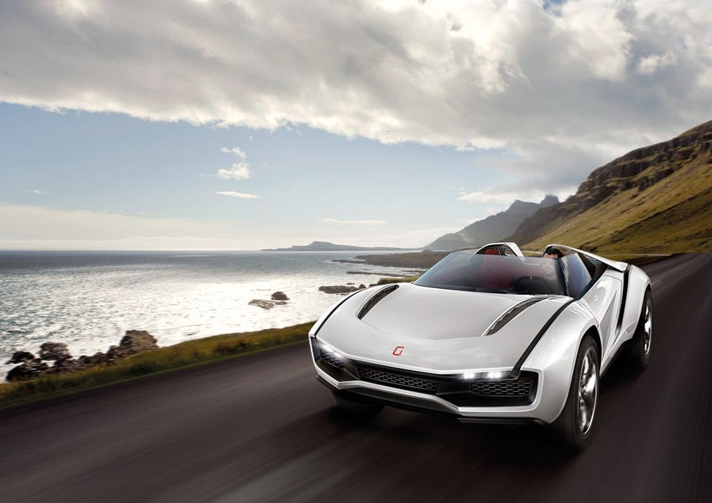 Italdesign Parcour Concept 2013  Car Wallpapers