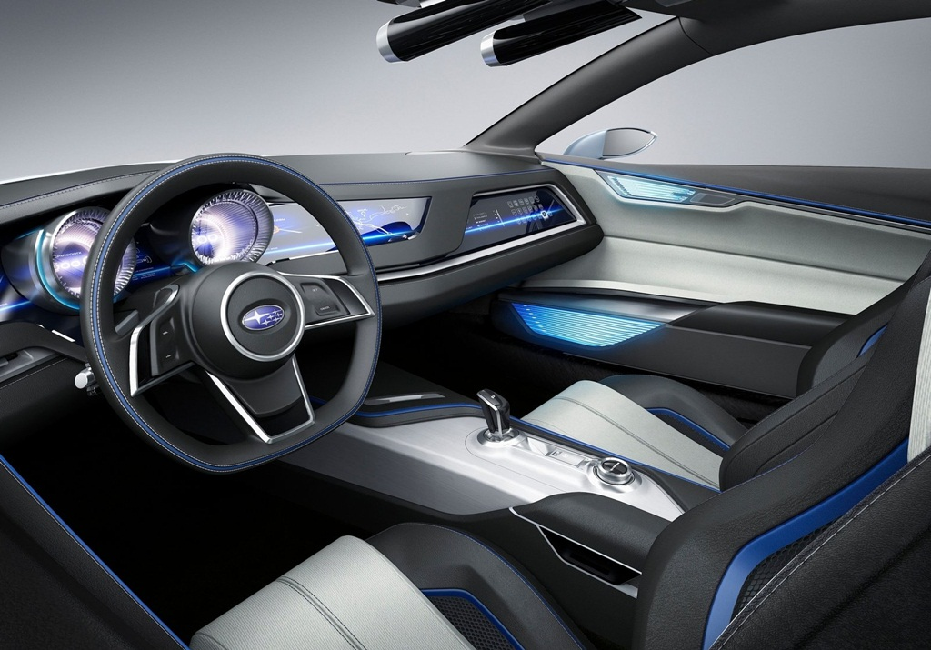 Subaru Viziv Concept 2013  Car Wallpapers