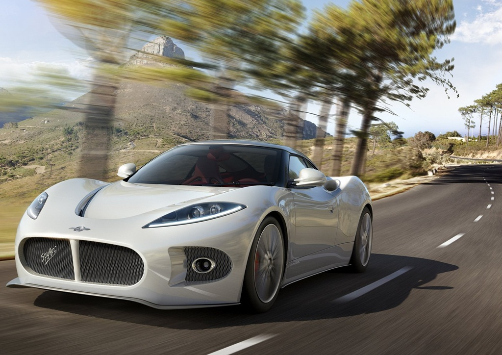 Spyker B6 Venator Concept 2013  Car Wallpapers