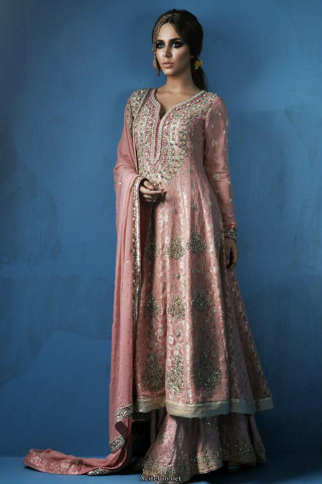 Bridal Lehenga Collection By Musarrat Bushra