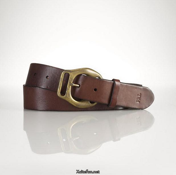 Ralph Lauren Leather Belts For Men