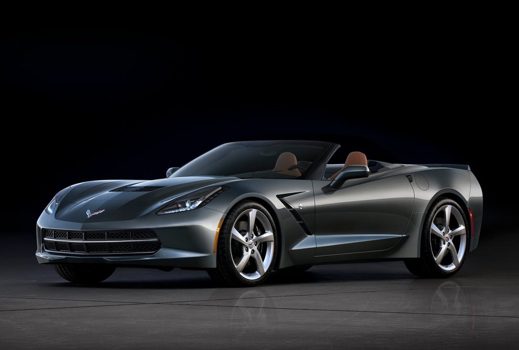 Chevrolet Corvette C7 2014  Stingray Convertible