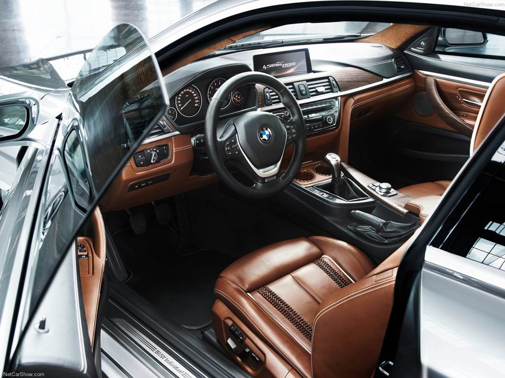 BMW 4Series Coupe Stylish Car Wallpapers