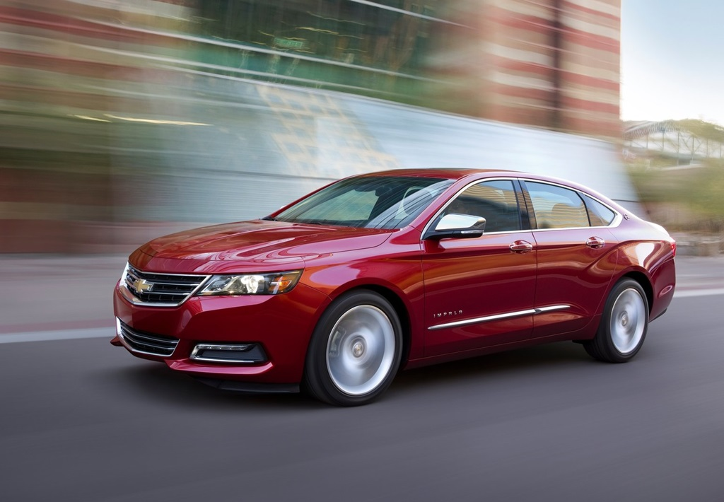 Chevrolet Impala 2014  Car Wallpapers