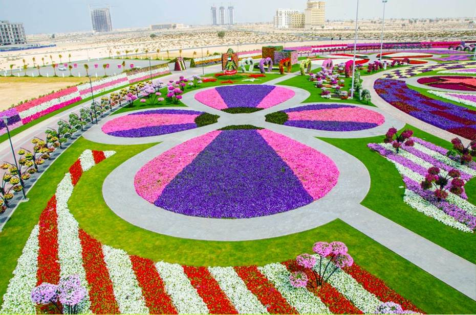 Beautiful Flower Gardens Of The World 5 most beautiful gardens in the world - always in trend | always