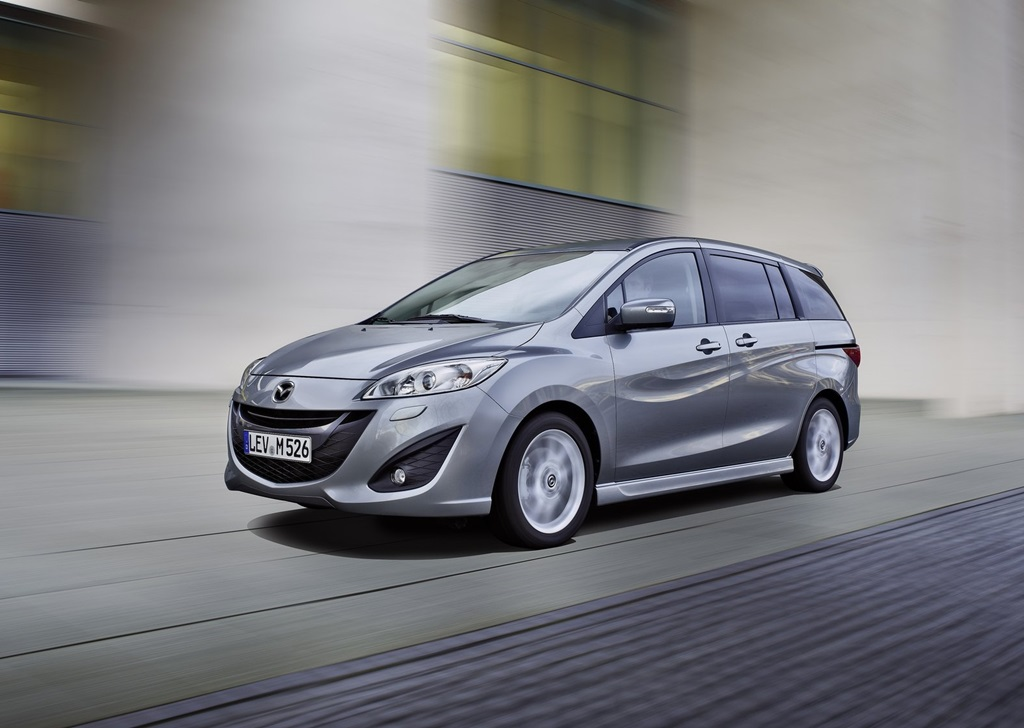 Mazda 5 2014  Car Wallpapers
