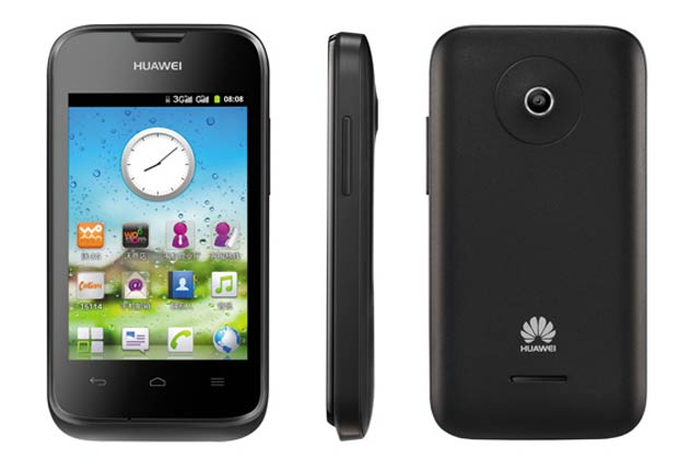 Huawei Ascend Y210D is a dual Sim and low cost smartphone with good ...