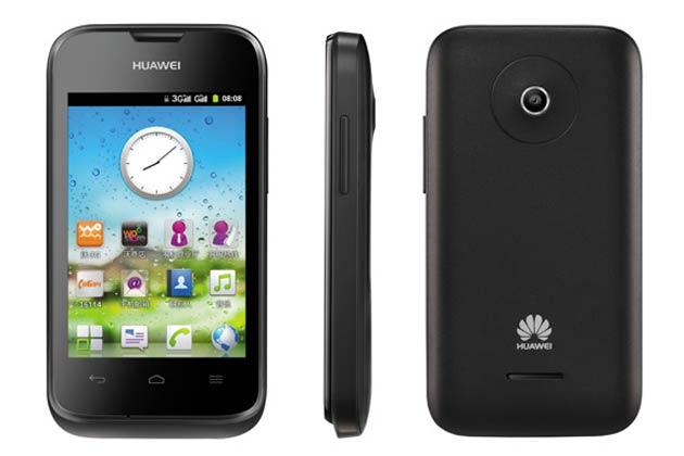 Huawei Ascend Wallpaper: Dual Sim Low Cost Smartphone