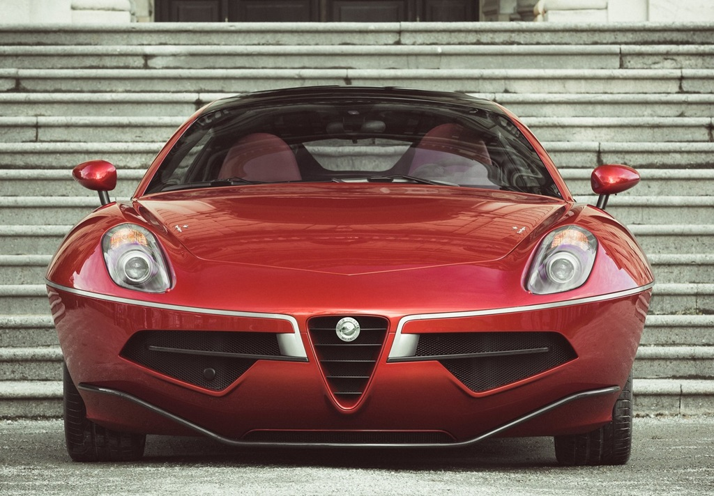 Alfa Romeo Wallpapers 2013  Disco Volante Touring