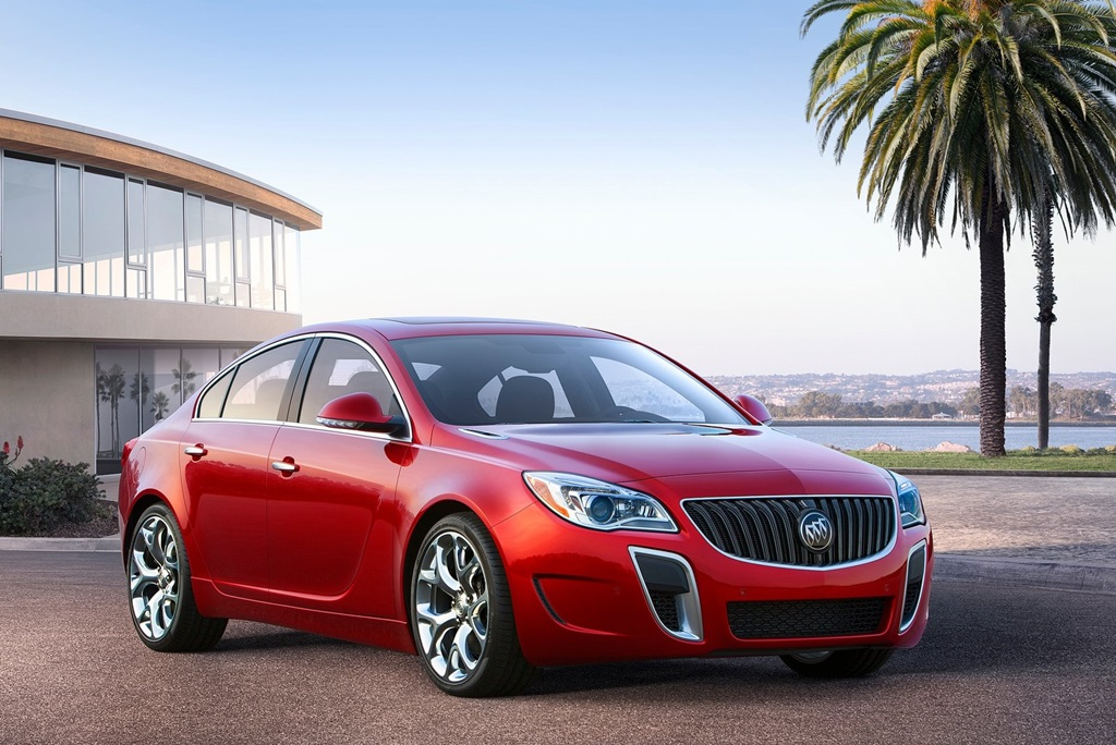 Buick Regal 2014  Car Wallpapers