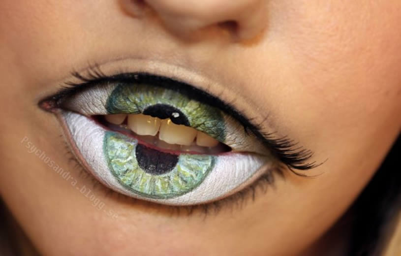 Unbelievable Paint On Lips